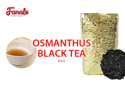 osmanthus black tea