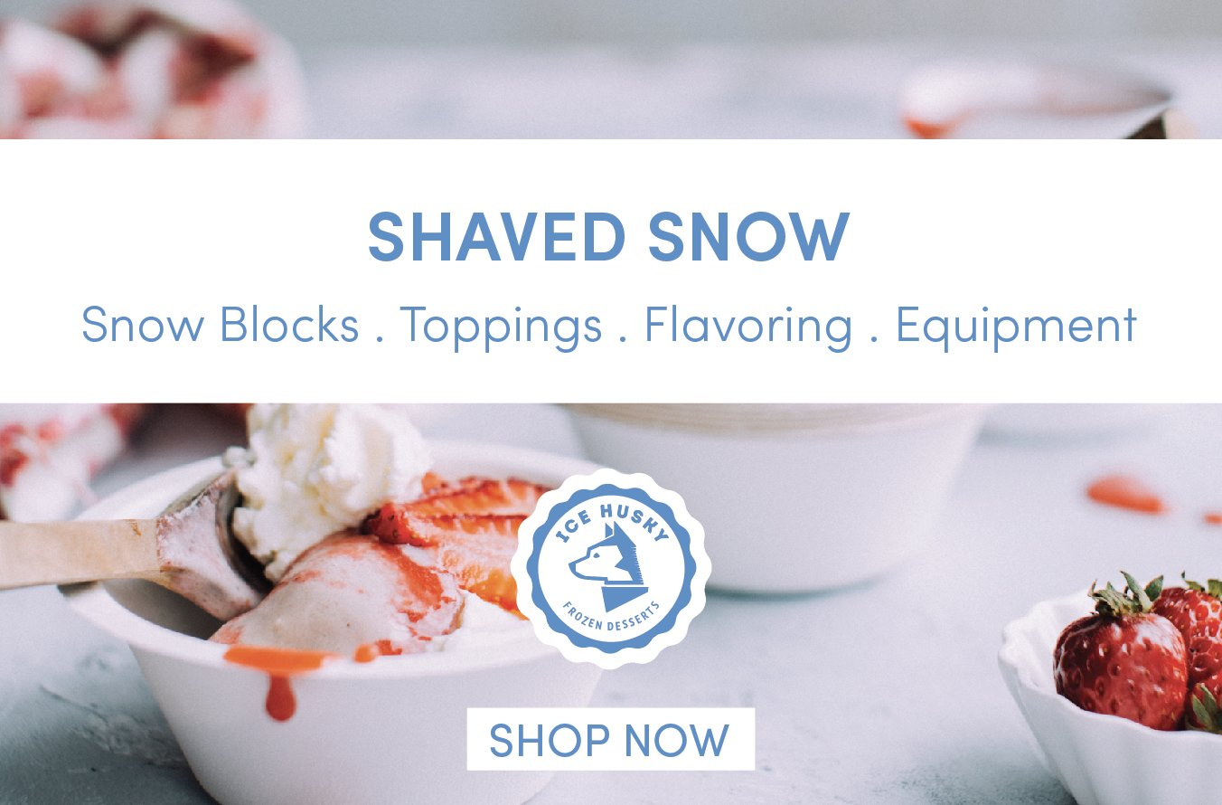 Shaved Snow