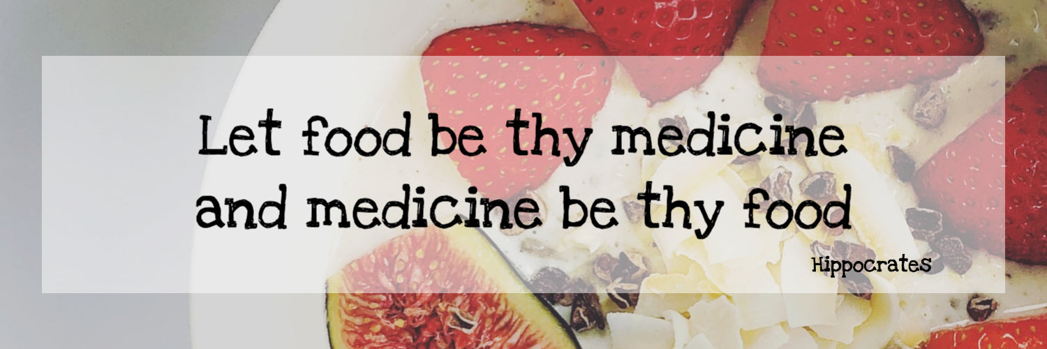 Your UnbelievaBowl let food be thy medicine hippocrates, Superfood Boost