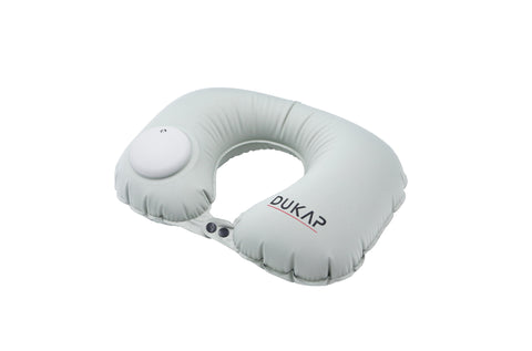 Auto Inflatable Air Pump Neck Travel Pillow