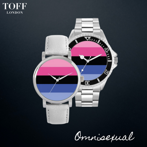 omnisexual pride flag watches