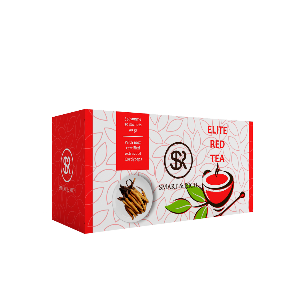 Red Tea Cordyceps