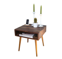 mid-century side tables