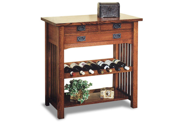 Trend Manor Mission Wine Console