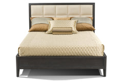 Divi Bed in Flannel Finish