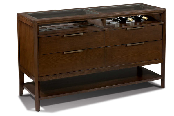 Monterey Buffet in Cocoa Finish