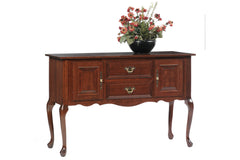 Queen Victoria Sideboard in Cherry with Rich Finish