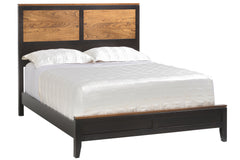 Eastwood Bed with Two-Panel Headboard