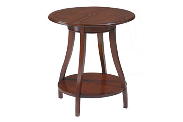 Provincial Side Table in Pine Shops Finish