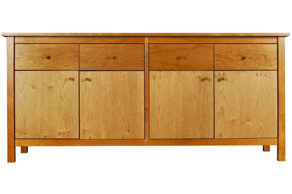 Bedford sideboard in Cherry with Natural Cherry finish