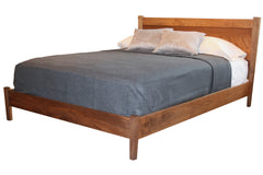Berkeley Bed in Walnut