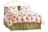 Quidnet Bed in Rustic Ivory Finish