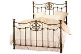 Wauwinet Bed in Discontinued Weather Cedar Finish