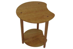 Eaton End Table in Cherry