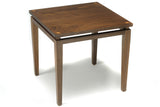 Ellen Bunching Table with Walnut Top and Legs