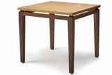 Ellen Bunching Table with Cherry Top and Walnut Legs