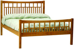 Glascow Bed in Cherry