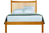 Heartwood Bed with Low Footboard in Cherry