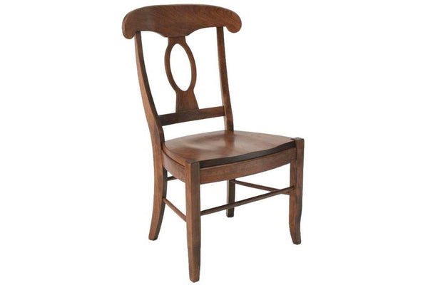 Hanover Dining Chair in Cherry with Sunset Finish