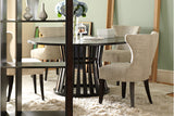 Numera Dining Chair in Cocoa Finish
