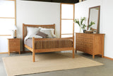 Heartwood Bedroom Set in Cherry