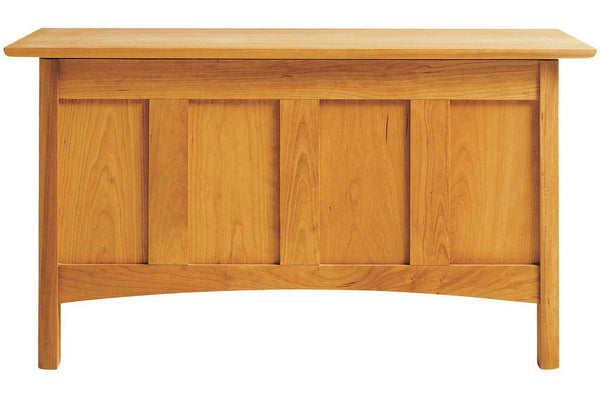Heartwood Blanket Chest in Cherry