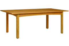 Heartwood Fixed Top Dining Table in Cherry
