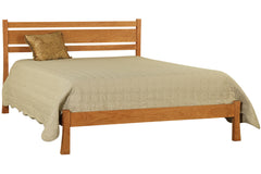Horizon Bed in Cherry