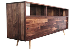 A beautiful and functional storage piece for the mid-century enthusiast