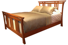 Shinto Bed in Cherry
