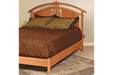 Mackintosh Bed with Low Footboard in Cherry