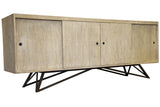 Byron Sideboard Made with Reclaimed Oak