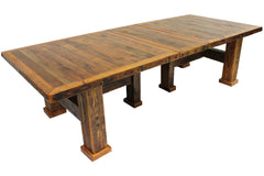 Prairie Creek Extension Dining Table