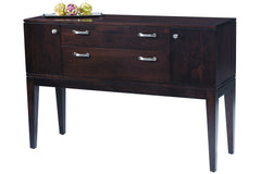 Platinum Sideboard in Espresso Maple Finish