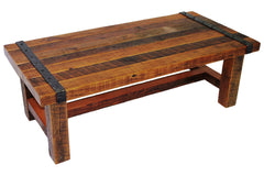 Old Forge Coffee Table Available in Three Sizes