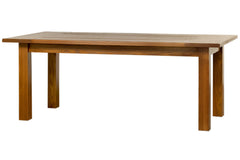 Boxberry Farm Table Crafted in Red Oak