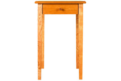 Shaker Narrow End Table in Cherry with Natural Finish
