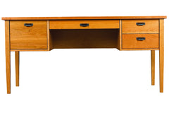 Preston Desk in Cherry with Natural Finish