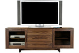 Skyline Media Console in 100% Walnut