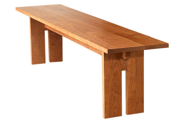 Winslow Bench in Cherry