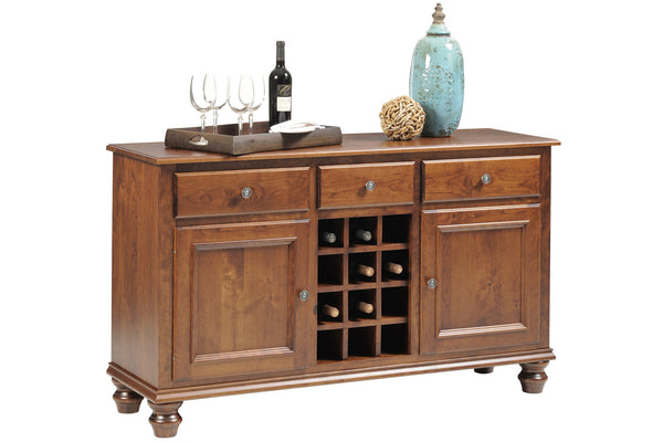 Wentworth Buffet in Rustic Cherry