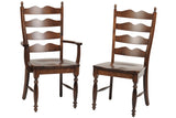 Wentworth Dining Chairs in Rustic Cherry