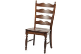 Wentworth Side Chair in Rustic Cherry