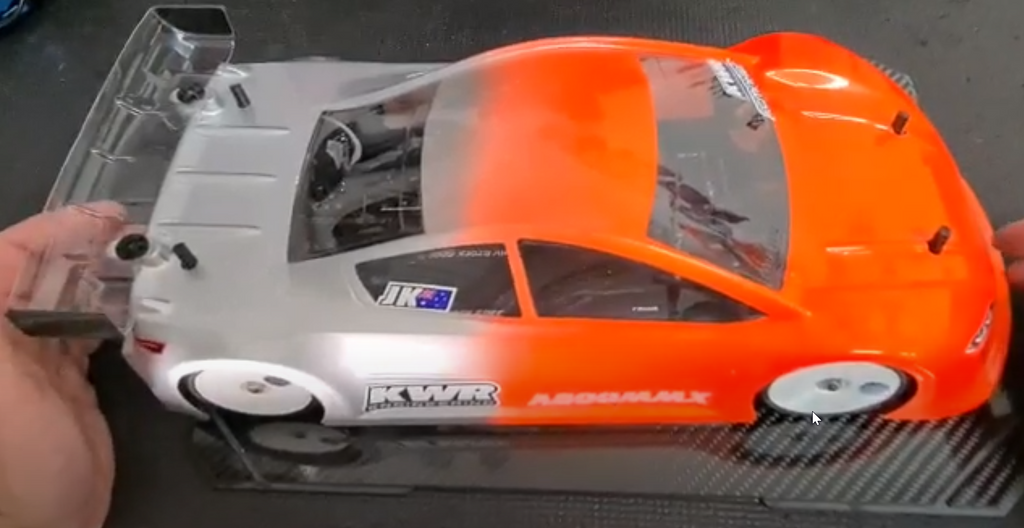 New KWR X-Ray Wing And Body Support Kit Explained
