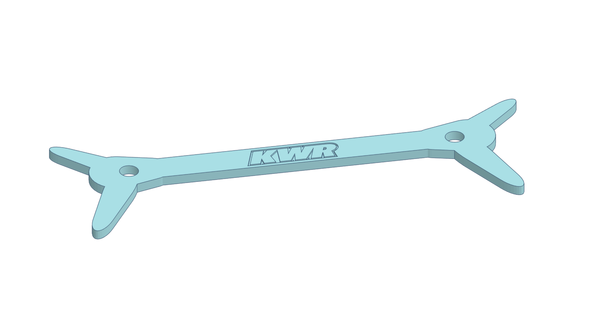 KWR AMX MMX Rear Body Brace And Stabiliser