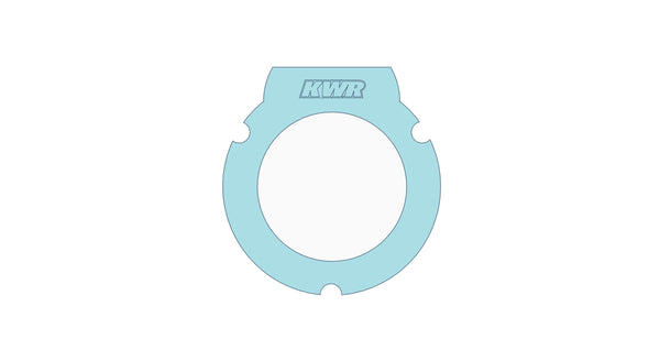 KWR Team Powers Actinium Motor Shim (0.5mm)