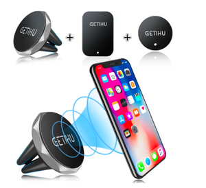 Magnetic Car Mount Vent ( BUY 2 FREE 1, BUY 3 FREE 2 )