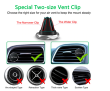 Load image into Gallery viewer, Magnetic Car Mount Vent ( BUY 2 FREE 1, BUY 3 FREE 2 )