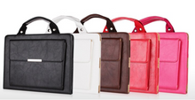 Load image into Gallery viewer, 9.7 Inch Fashion Tablet Leather Handbag