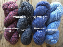Load image into Gallery viewer, Bartlett Yarn - 2 Ply - Worsted Weight